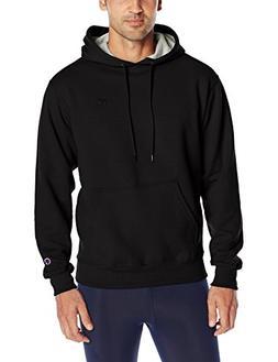 Champion Men's Powerblend Sweats Pullover Hoodie Black XL