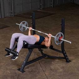 Pro Clubline SODB250 Decline Bench by Body-Solid SODB250