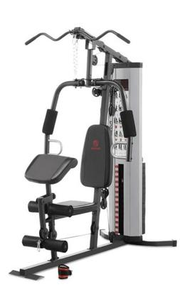 Marcy Pro MWM-988 Home Gym 150 LB Adjustable Weight Stack Ma