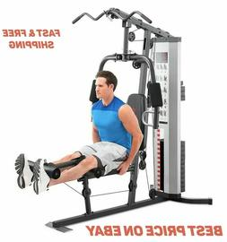 Marcy Pro MWM-988 Home Gym 150lb Adjustable Weight Stack Mac
