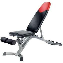 Bowflex SelectTech 3.1 Adjustable Workout Weight Lifting Ben