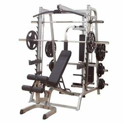 Smith Machine Package