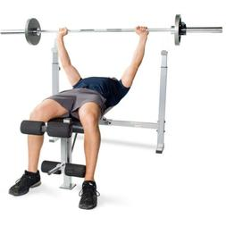 CAP Strength Olympic Weight Bench Press WeightliftingHome