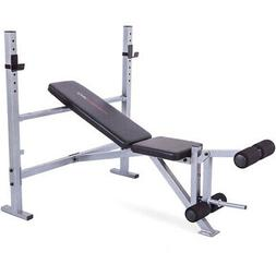 Weight Bench Press Weightlifting Exercise Workout Fitness Le