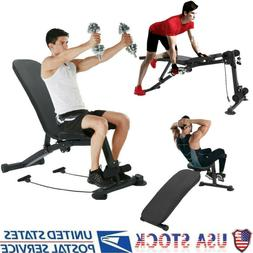Workout Bench Decline Ab Weight Bench Fitness Incline Exerci