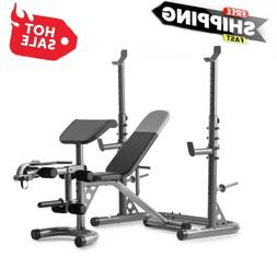 Weider Workout Bench XRS 20 Olympic with Independent Squat R
