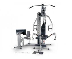 Bodycraft Xpress Home Gym with Leg Press