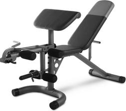 🔥Weider XRS 20 Weight Bench with Leg Extension, Leg Curl,